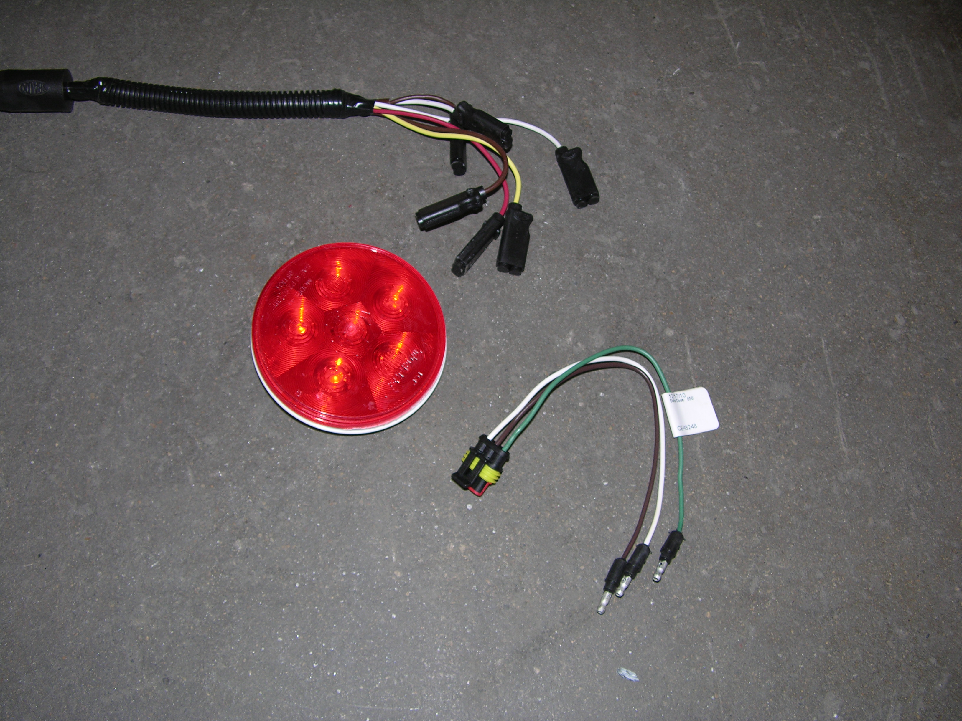 Lighting Standards trailer accessories sauber mfg co sealed trailer wiring harness at arjmand.co