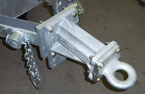 Hitch Extension Sauber Mfg Co