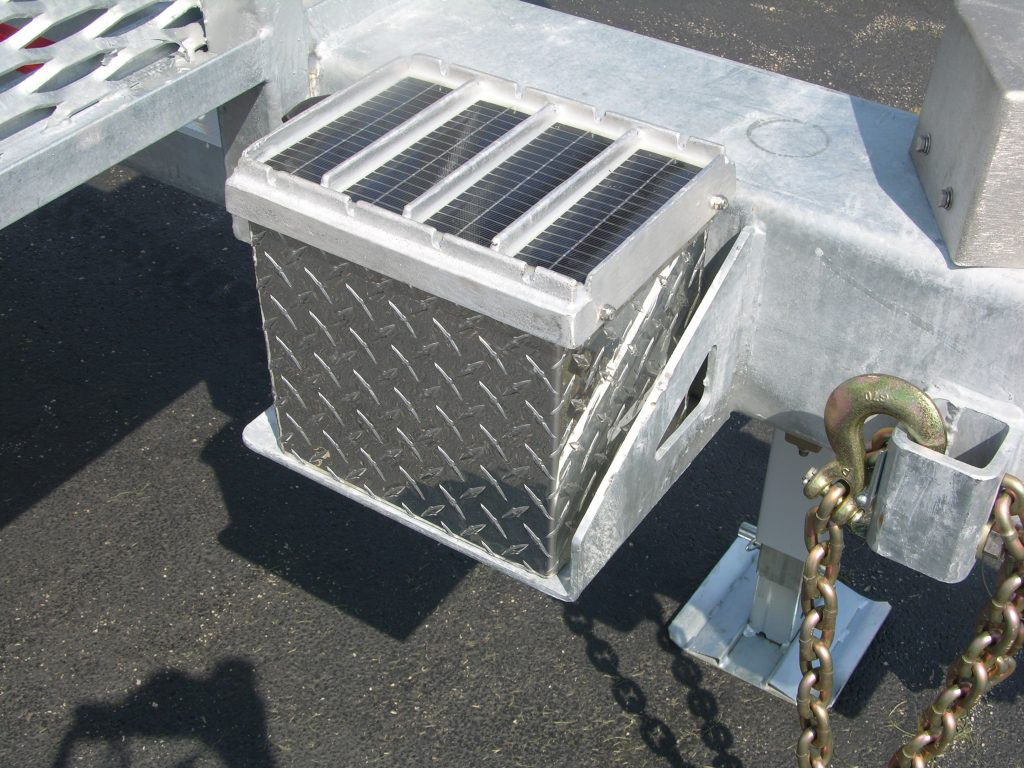 Solar Battery Box Sauber Mfg Co